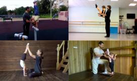 Гимнастика для детей 3-10 лет