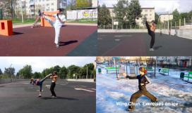 Master Class: Wing Chun詠春