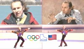 Figure skating (Trainer Ulanov Alexey)