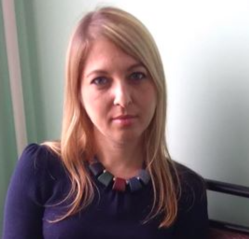 Оксана Прядко