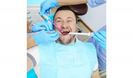Михайлов стоматолог cs